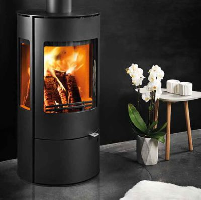 Uniq 37 7.2Kw Wood Burner