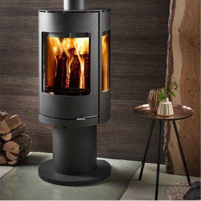 Westfire Uniq 37 Pedestal 7.2Kw Wood Burner