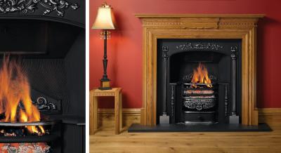 Regency Hob Grate Insert Fireplaces