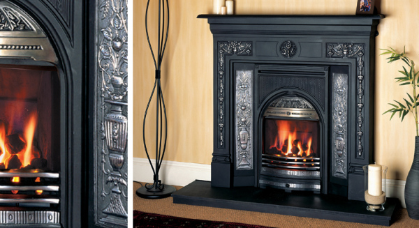 Combination Convector Fireplaces