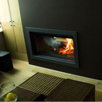Decor 16/9 PLDF Plus with Lifting Door 10-14Kw Wood Burner