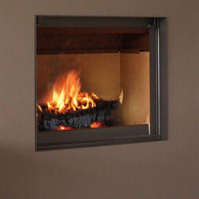 Decor 84 PLDF Plus with Lifting Door 9-12Kw Wood Burner