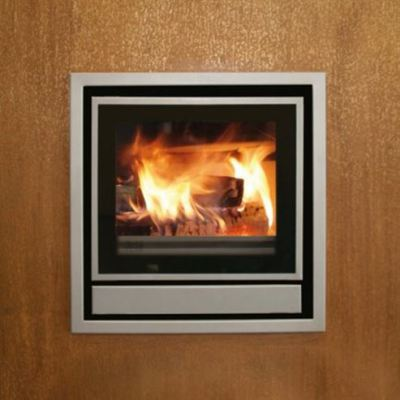 Jide Nordic 42/43 Inset 5-6Kw Wood Burner