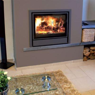Nordic 77/56 10-14Kw Wood Burner