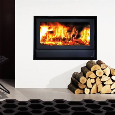 Ultra 77/60 9-11Kw Wood Burner