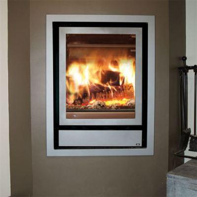 Maxivision 56/75 7-9Kw Wood Burner