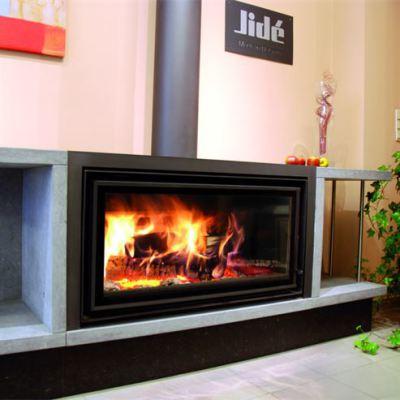 decor Plus 16/9 Housing Free Space 8-12Kw Wood Burner