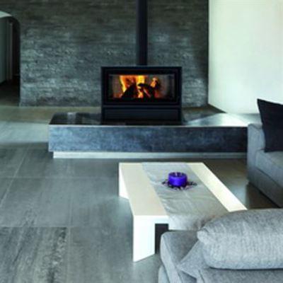 Nordic 16/9 Housing Free Space 9-13Kw Wood Burner