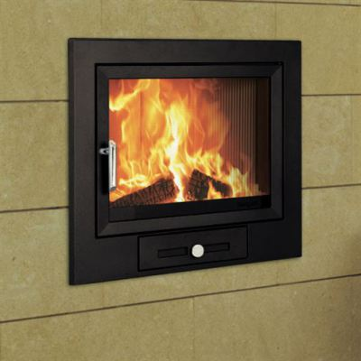 Hergom H-02/22 Boiler Inset Wood Burner