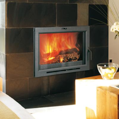 H-03/80 Inset  13.2Kw Wood Burner