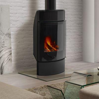 Santorini 10.5Kw Wood Burner