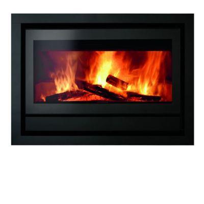 Vitro 900 Inset 11Kw Wood Burner