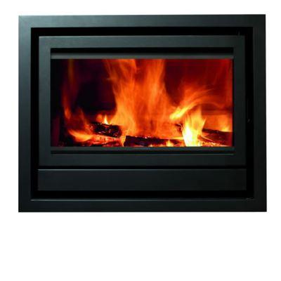 Flatline E800F Inset 11.2Kw Wood Burner