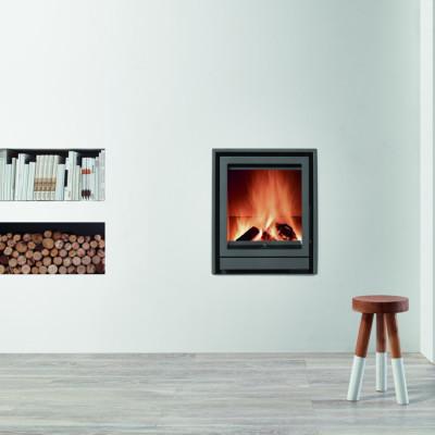 Highline E560H Inset 8.8Kw Wood Burner