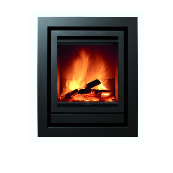 Highline E600H 9.1Kw Wood Burning Inset