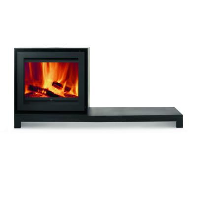 Versatile Table Leg 8Kw Wood Burner