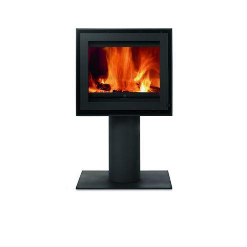 Versatile Round Pedestal 8Kw Wood Burner