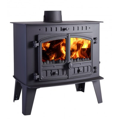 Hunter Inglenook 7.3Kw Multi Fuel