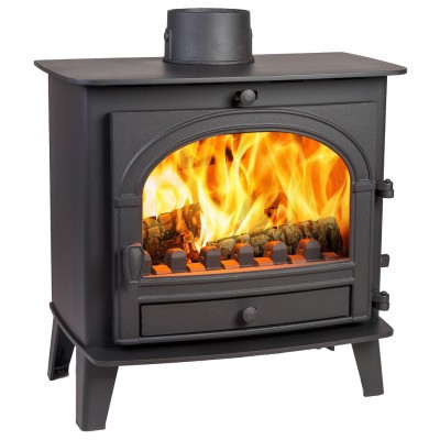 Parkray Consort 5 Slimline 4.4Kw Multi Fuel
