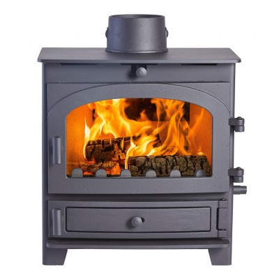 Parkray Derwent 4.8Kw Multi Fuel