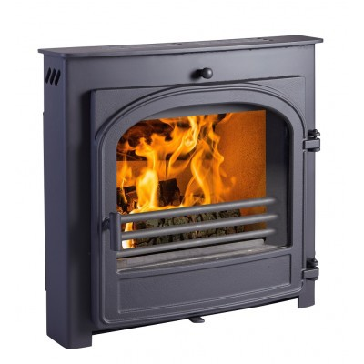 Parkray Chevin 8 Inset 6Kw Multi Fuel