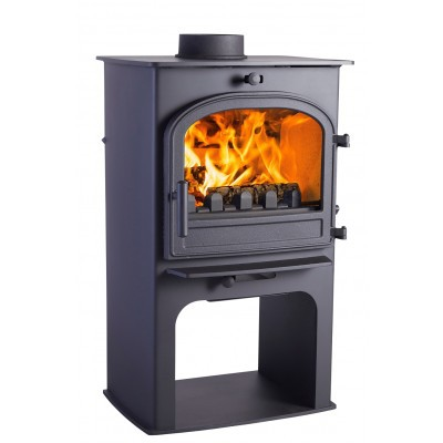Cleanburn Lovenholm European 6Kw  Multi Fuel