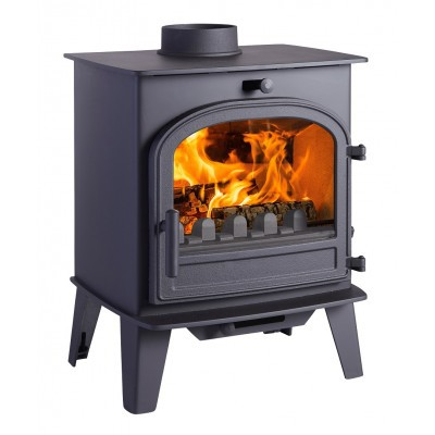 Cleanburn Lovenholm Traditional 4.6Kw Multi Fuel