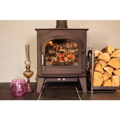 Cleanburn Skagen 5 Traditional 4.9Kw Multi Fuel
