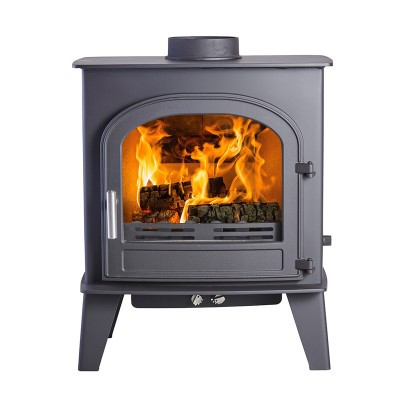Cleanburn Skagen 6 Traditional 6Kw Multi Fuel