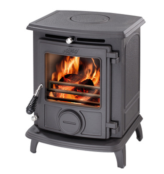 Little Wenlock Classic Smoke Exempt 4.7Kw Multi Fuel