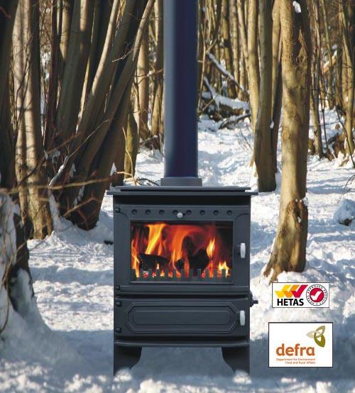 Dunsley Heat Yorkshire Boiler Multi Fuel
