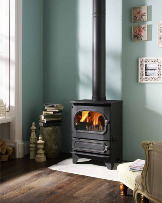 Dunsley Heat Highlander 7 Enviroburn 7Kw Multi Fuel