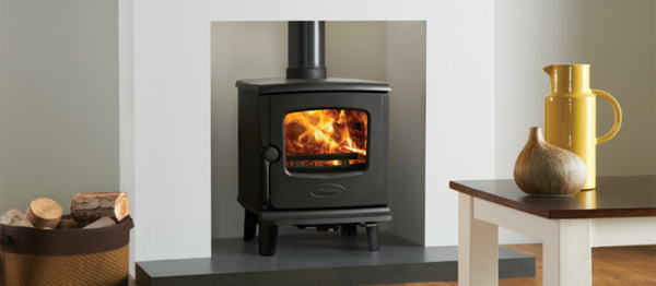 Dovre 225 4.6Kw Wood Burner