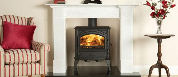 Dovre 640Cbw 9Kw Wood Burner