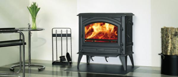 760Cbw 11Kw Wood Burner
