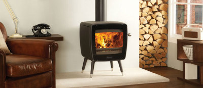Vintage 35 7Kw Wood Burner