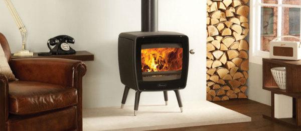 Vintage 35 7Kw Wood Burner