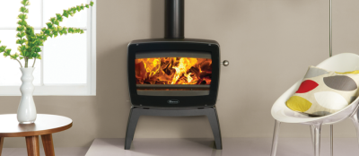 Vintage 50 9Kw Wood Burner