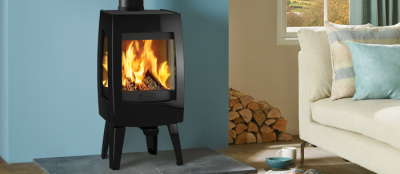 sense 103 4.9Kw Wood Burner