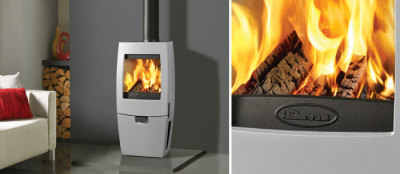 Sense 200 4.9Kw Wood Burner