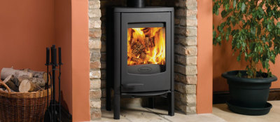 Astroline 2CB 7Kw Wood Burner