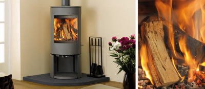 Dovre Astroline 3CB 8Kw Multi Fuel