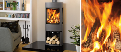 Dovre Astroline 4CB 8Kw Multi Fuel