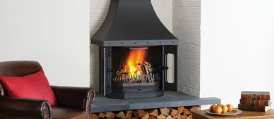 2700 10Kw Wood Burner