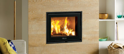 Zen 100 Insert 5Kw Wood Burner
