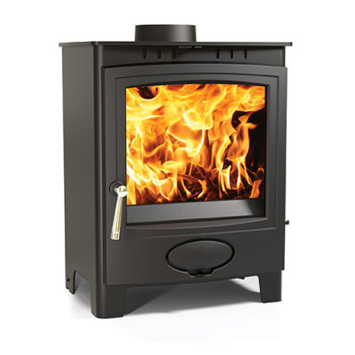 Aarrow Ecoburn 7 Plus 7Kw Wood Burner