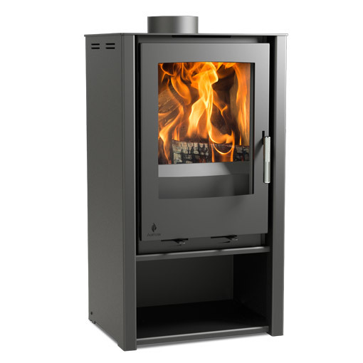 Aarrow i400 Freestanding Midi  8Kw Multi Fuel