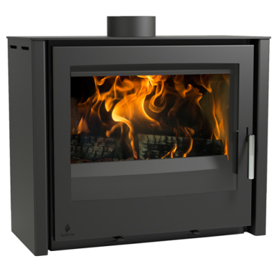 Arada Aarrow i600 Slimline Freestanding Low 5Kw Multi Fuel