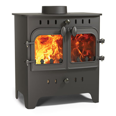 Villager C Wood Duo 5Kw Wood Burner