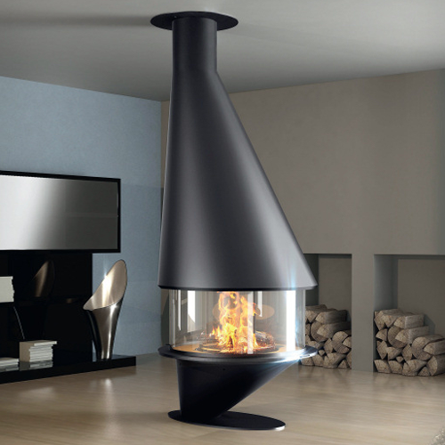 Ocea 911 Central 11Kw Wood Burning Stove